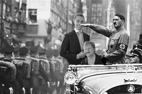 Alexander Stubb Tarja Halonen Adolf Hitler